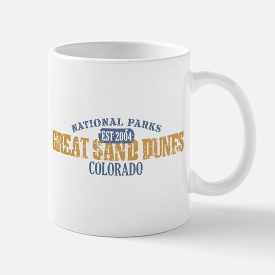 Great Sand Dunes Colorado Mug