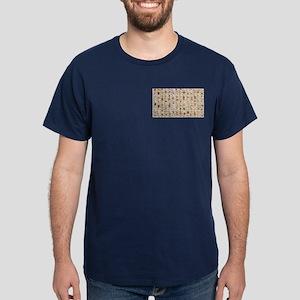 Matzo Mart Dark T-Shirt (Choose Color!)