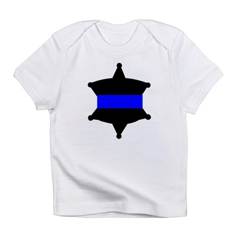 Thin Blue Line Infant T-Shirt