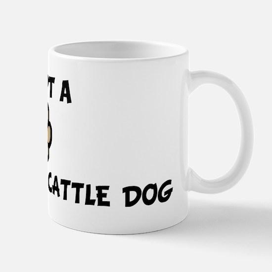 Adopt a STUMPY TAIL CATTLE DO Mug