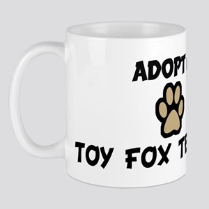 Adopt a TOY FOX TERRIER Mug
