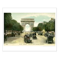 Spring in Paris Posters