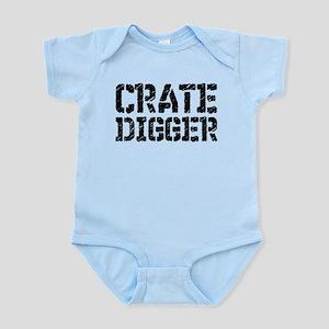 Crate Digger Infant Bodysuit