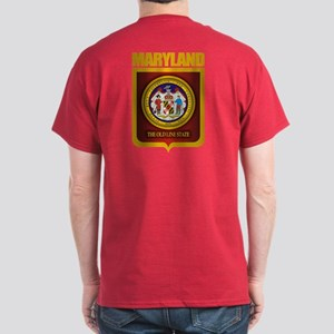 """Maryland Gold"" Dark T-Shirt"