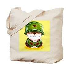 Soldier of Love Tote Bag