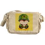 Soldier of Love Messenger Bag