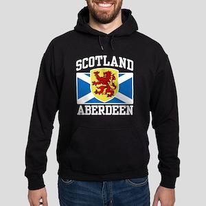 Aberdeen Scotland Hoodie (dark)