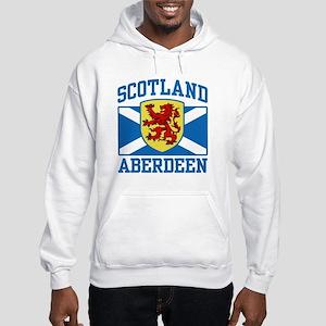 Aberdeen Scotland Hooded Sweatshirt