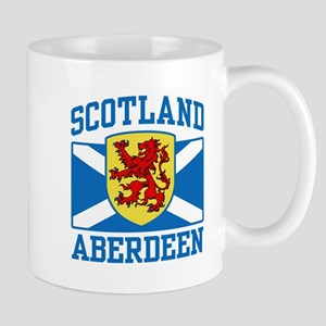 Aberdeen Scotland Mug