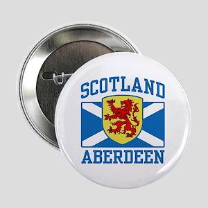 """Aberdeen Scotland 2.25"""" Button"""