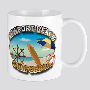 Newport Beach, CA Mug