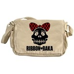 RIBBON-BAKA Messenger Bag