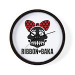 RIBBON-BAKA Wall Clock