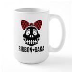 RIBBON-BAKA Large Mug