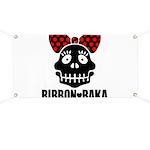 RIBBON-BAKA Banner