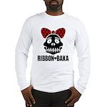 RIBBON-BAKA Long Sleeve T-Shirt