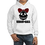 RIBBON-BAKA Hooded Sweatshirt