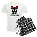 RIBBON-BAKA Men's Light Pajamas