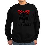 RIBBON-BAKA Sweatshirt (dark)