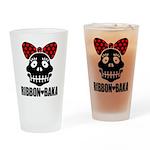 RIBBON-BAKA Drinking Glass