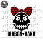 RIBBON-BAKA Puzzle