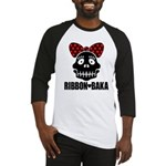 RIBBON-BAKA Baseball Jersey