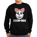RIBBON-BAKA2 Sweatshirt (dark)