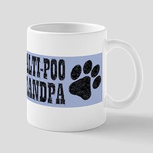 Maltipoo Grandpa Mug