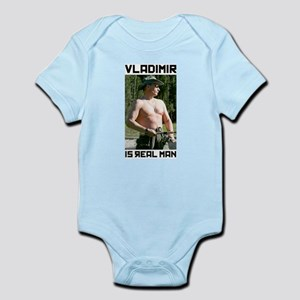 Vladimir Putin Infant Bodysuit