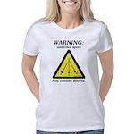 warning Women's Classic T-Shirt