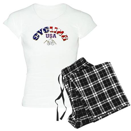 USA Cycling Women's Light Pajamas