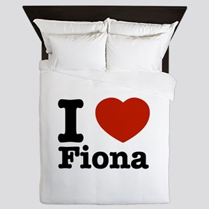 I love Fiona Queen Duvet