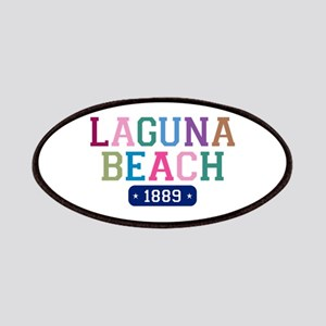 Laguna Beach 1889 Patches