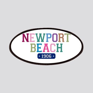 Newport Beach 1906 Patches
