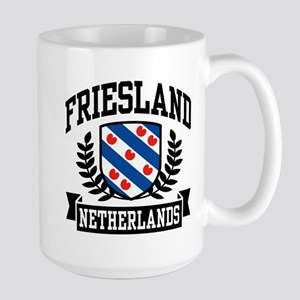 Friesland Netherlands Large Mug
