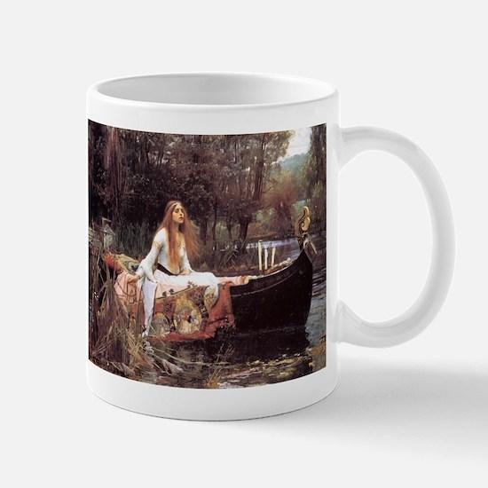 Lady of Shalott Mug