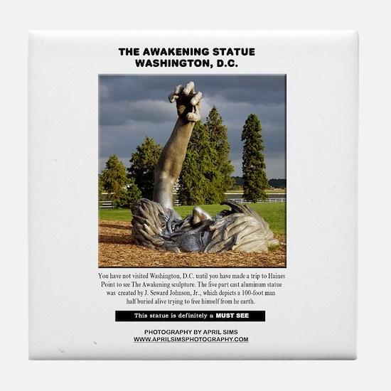 The Awakening Tile Coaster