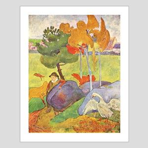 Rural France, Gauguin Small Poster