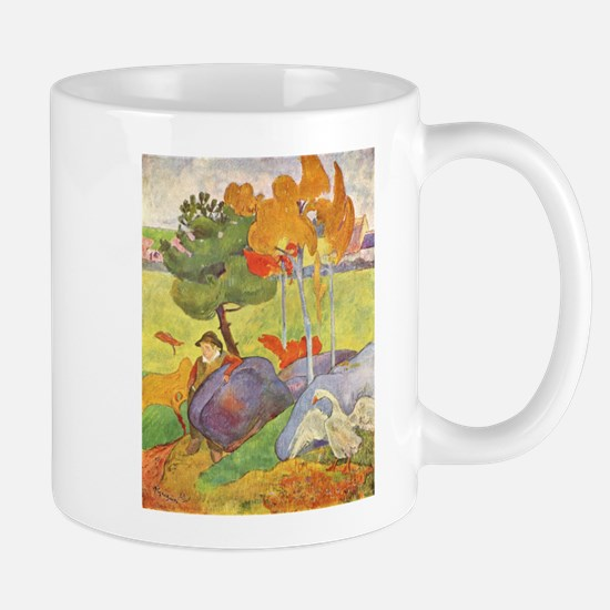 Rural France, Gauguin Mug