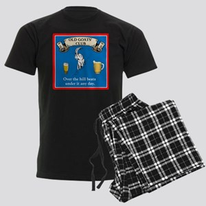 Old Goat's Club Men's Dark Pajamas