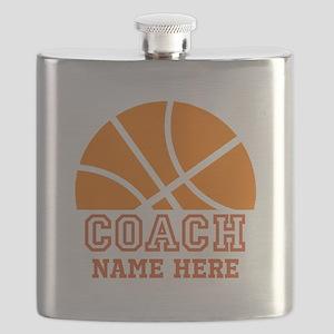 Basketball Coach Name Flask