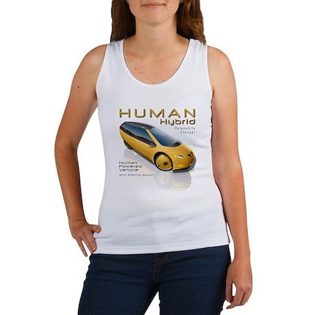 Velomobile Concept Women's Tank Top