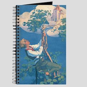 Curtis's Jack & Beanstalk Journal