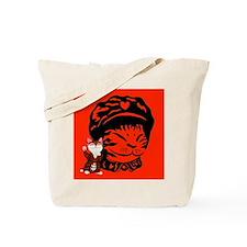 Love Revolution Tote Bag