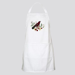 Red Bird Apron