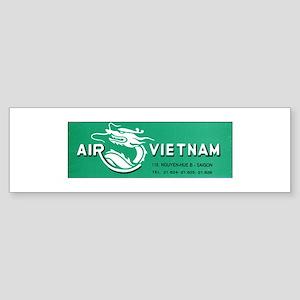 Air Vietnam Sticker (Bumper)