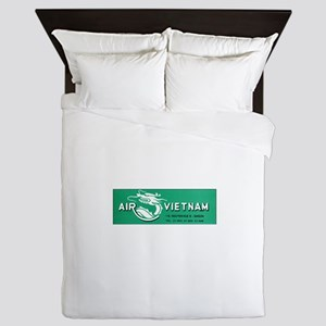 Air Vietnam Queen Duvet
