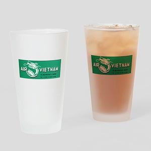 Air Vietnam Drinking Glass