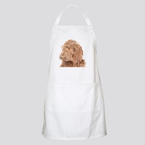 Chocolate Labradoodle 5 Apron
