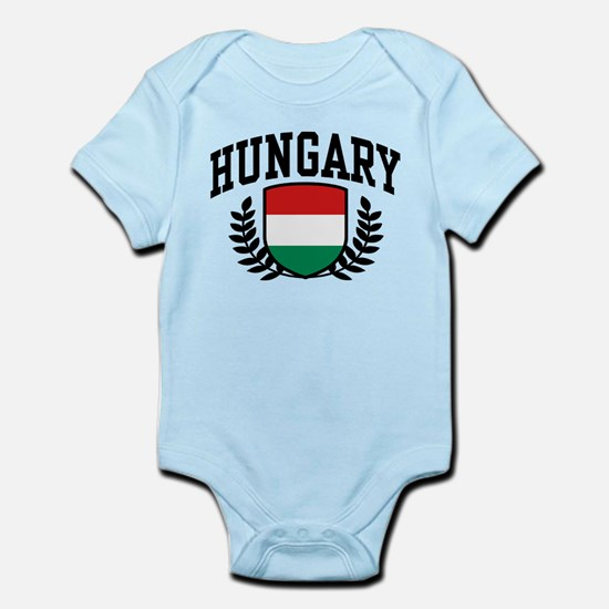 Hungary Infant Bodysuit